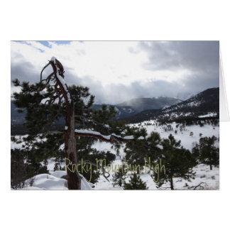 Rocky Mountain High 3 Card