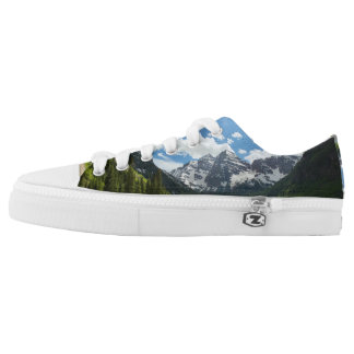 Rocky Mountain High Printed Shoes