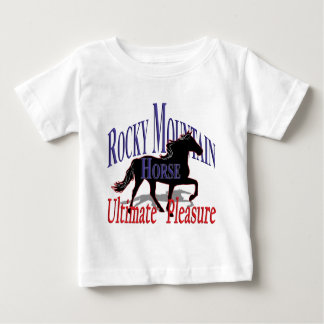 Rocky Mountain Horse Ultimate Pleasure Infant T-Shirt