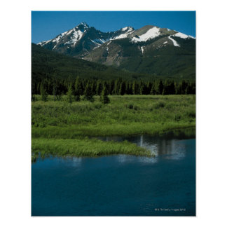 Rocky Mountain National Park , Colorado Posters