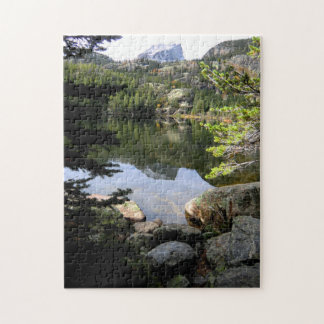 Rocky Mountain National Park Colorado Puzzle