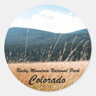 Rocky Mountain National Park Colorado Sticker