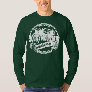 Rocky Mountain Old Circle T-Shirt