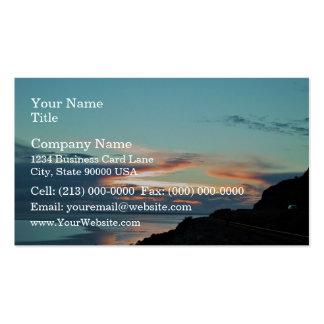Rocky Mountain Railroads Business Card Templates