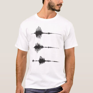Rocky Mountain Recorders Soundwaves Tee