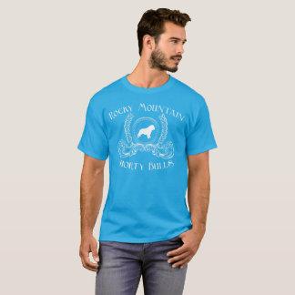 Rocky Mountain Shorty Bulls T-Shirt White design
