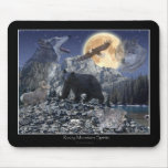 ROCKY MOUNTAIN SPIRITS Mouse Pad