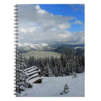 Rocky Mountain Views Notebooks