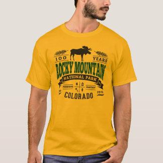 Rocky Mountain Vintage Green T-Shirt