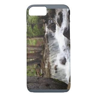 Rocky Mountain Waterfall iPhone 8/7 Case
