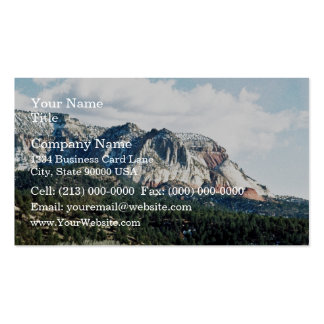 Rocky Mountains Business Cards