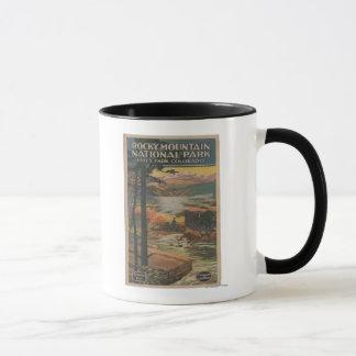 Rocky Mt. Nat'l Park Brochure # 2 Mug