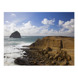 Rocky Oregon Pacific Coast in Pacific City Post Cards