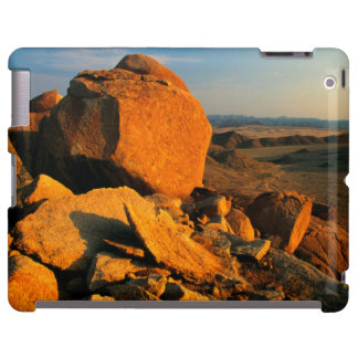 Rocky Outcrop And Desert Valley, Richtersveld