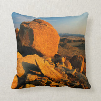 Rocky Outcrop And Desert Valley, Richtersveld Cushion