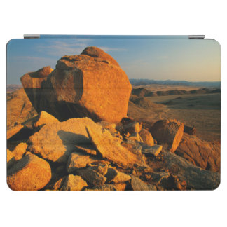 Rocky Outcrop And Desert Valley, Richtersveld iPad Air Cover