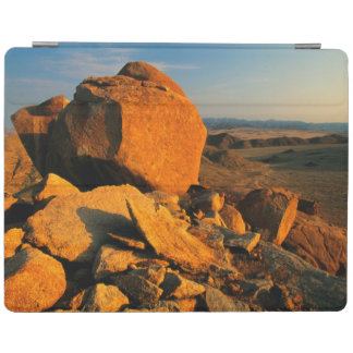 Rocky Outcrop And Desert Valley, Richtersveld iPad Cover
