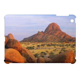 Rocky Outcrop And Plain, Spitzkoppe, Erongo iPad Mini Cover