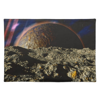 Rocky Planet Placemat