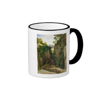 Rocky Ravine at Sorrento, 1823 Coffee Mug