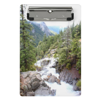 Rocky River in Yosemite National Park Mini Clipboard