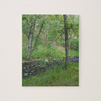Rocky River Jigsaw Puzzle