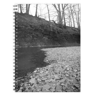 Rocky Riverbed Notebook