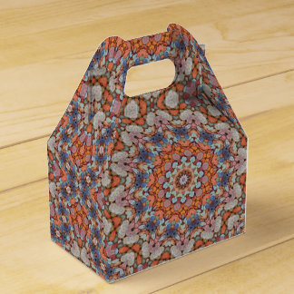 Rocky Roads Kaleidoscope  Gable Favor Box