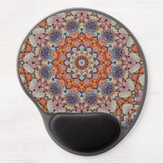 Rocky Roads  Vintage Kaleidoscope  Gel Mousepad Gel Mouse Mat