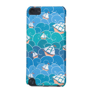 Rocky Sea Pattern iPod Touch (5th Generation) Cover
