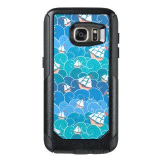 Rocky Sea Pattern OtterBox Samsung Galaxy S7 Case