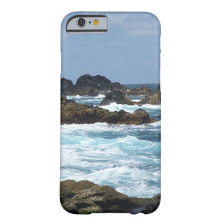 Rocky seascape Barley There iPhone 6 case