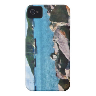 Rocky Shore St. Thomas Case-Mate iPhone 4 Case
