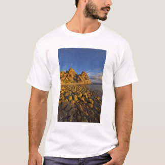 Rocky shoreline on Isla Carmen in the Gulf of T-Shirt