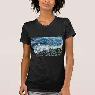 Rocky shoreline T-Shirt