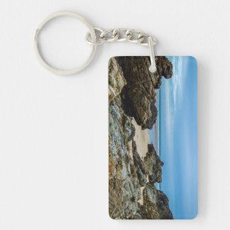 Rocky Shores - Keychain