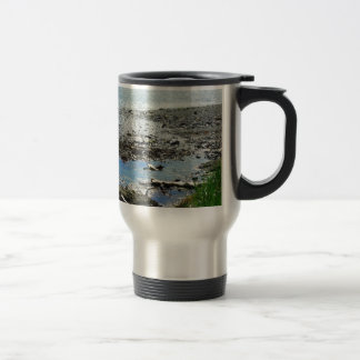 Rocky Stream Stainless Steel Travel Mug