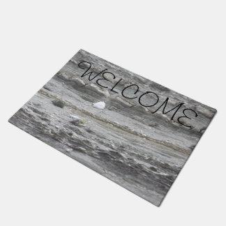 Rocky Surface Door Mat