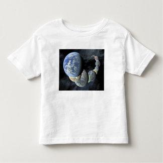 Rocky, terrestrial worlds t shirt
