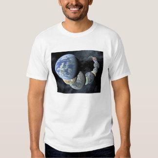 Rocky, terrestrial worlds t shirts