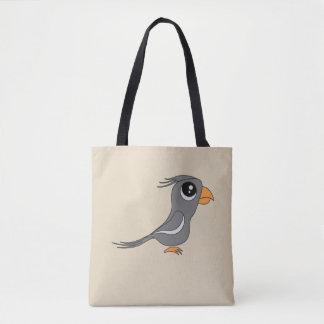 Rocky the Cockatiel Tote Bag