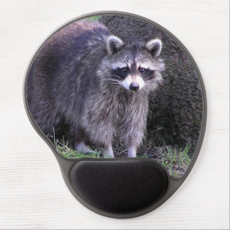 Rocky the Raccoon Gel Mouse Mat