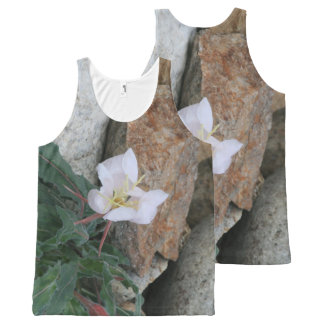 Rocky Wildflower All-Over Print Tank Top