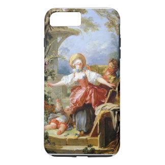 Rococo Art iPhone 7 Plus Case