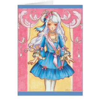 Rococo Lolita Card