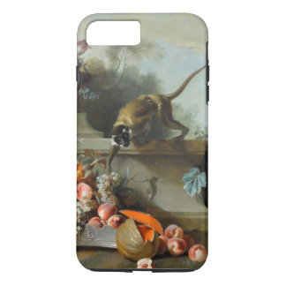 Rococo Painting for The Year of the Monkey iPhone 7 Plus Case