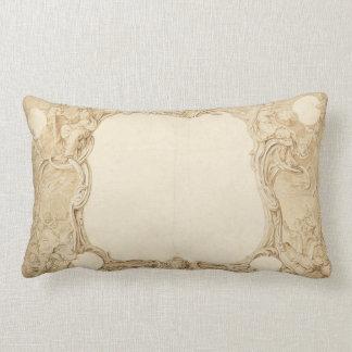 Rococo pillow