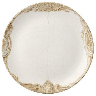 Rococo Plate