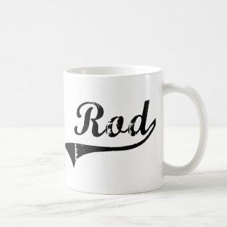Rod Classic Style Name Coffee Mugs