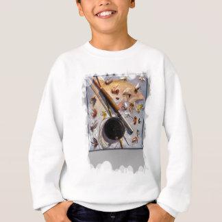 Rod flying sweatshirt